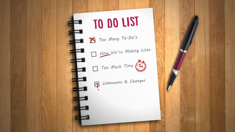 Level-Up Your To-Do Lists for Increased Motivation.