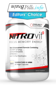 Nitrovit brain pill review, Nitrovit review, brain pills, best brain pill, best brain pill review