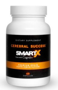 Smart-X review, Smart X supplement, Cerebral Success review